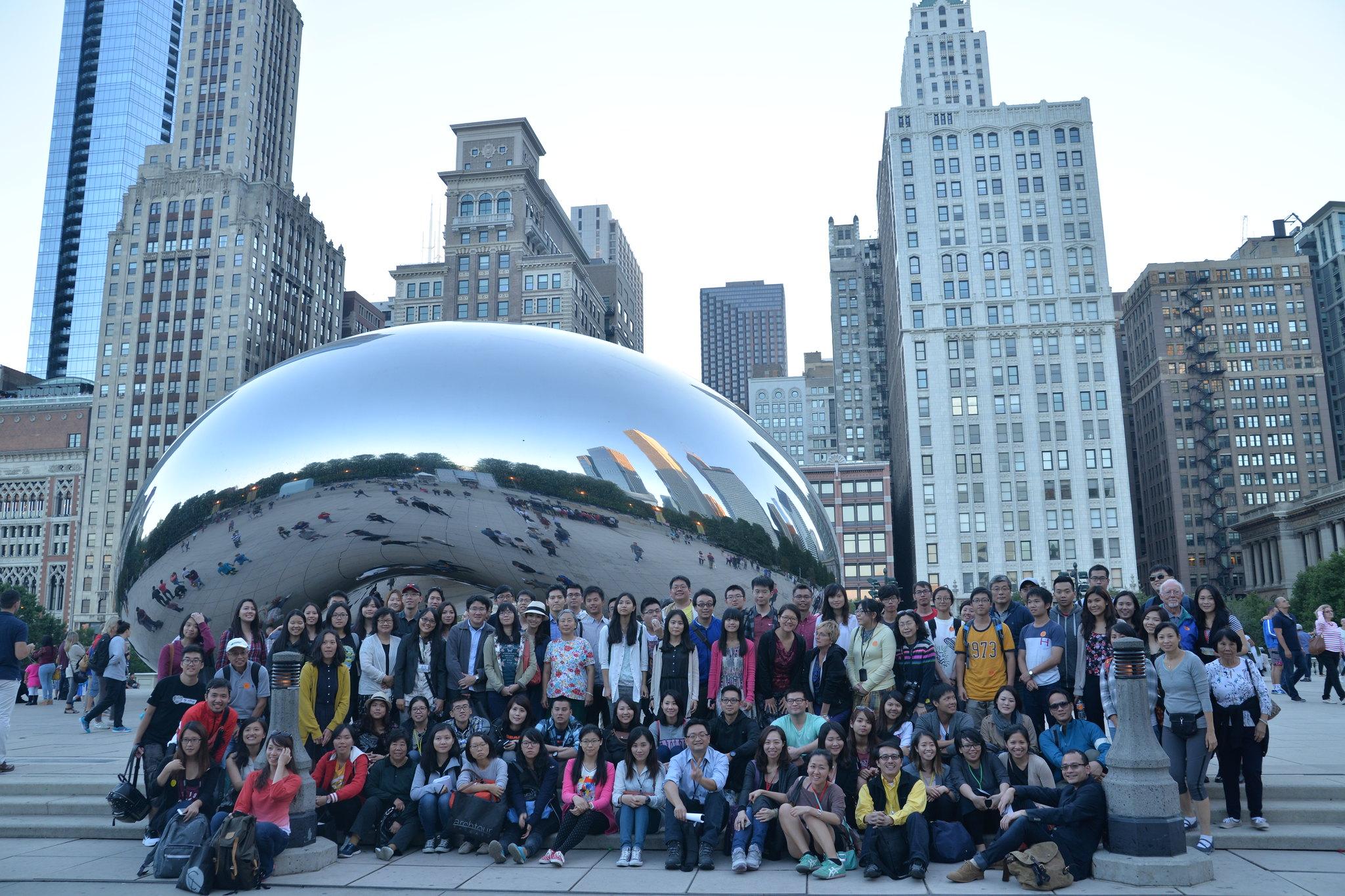 2015 ArchTour 芝加哥建築之旅