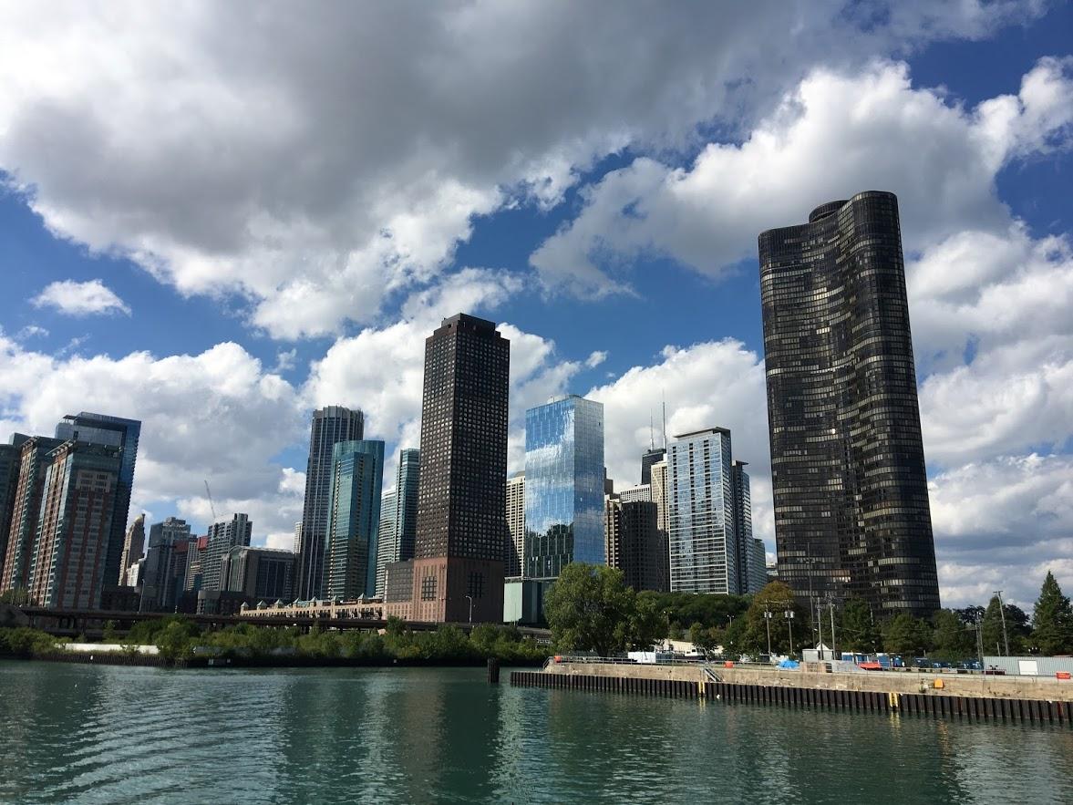 CHICAGO 台灣教會 遊船導覽