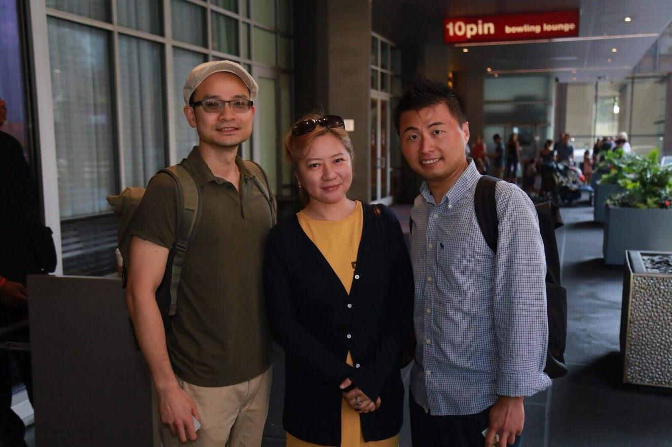 新竹縣政府國際合作參訪團導覽