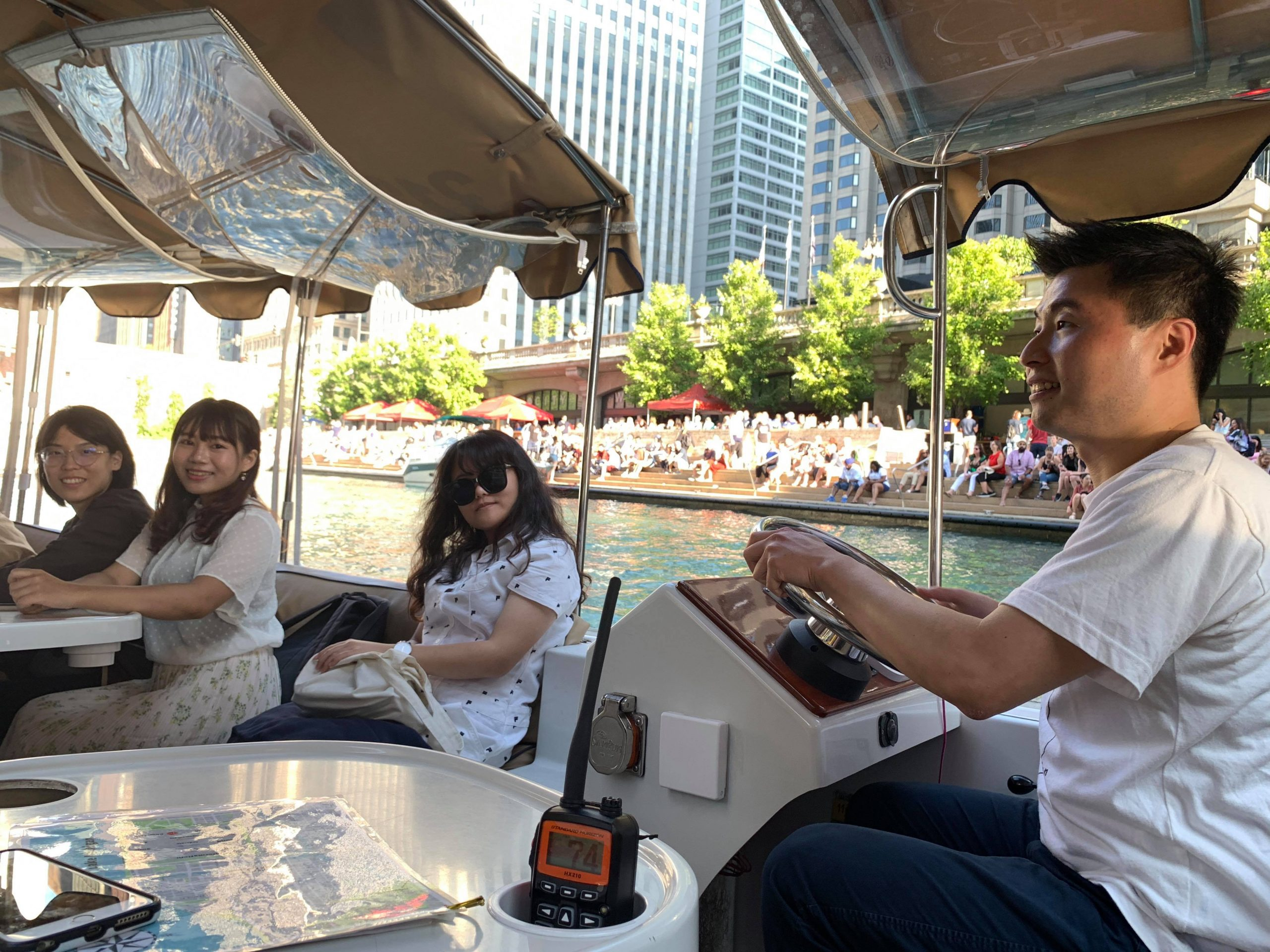 2019 台灣青年海外搭橋計劃 CTAI Boat Tour