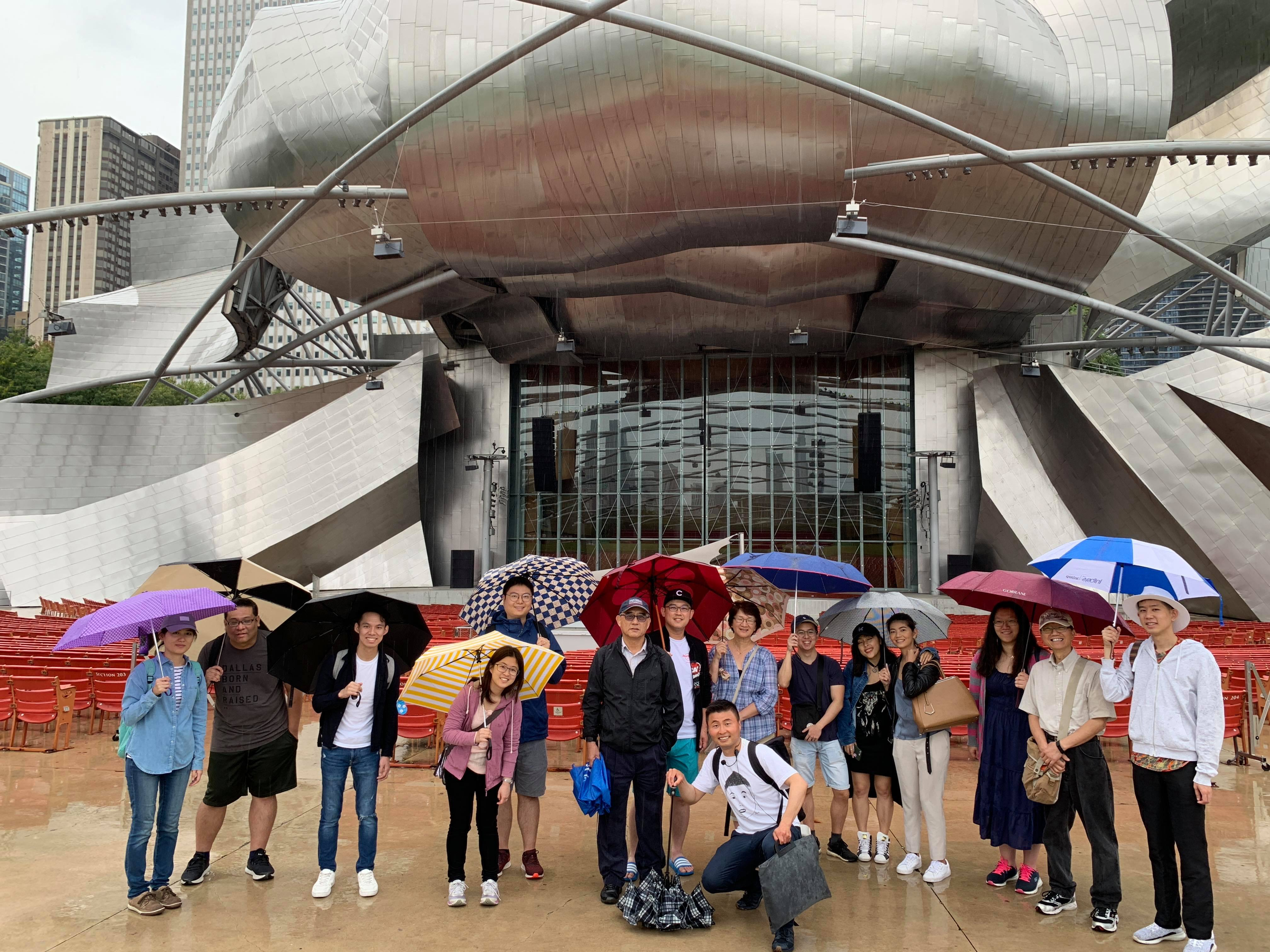 2019 建築之旅  Walking Tour 9/22